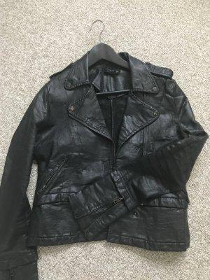 Liebeskind coated Biker Jacke Gr. 36/S
