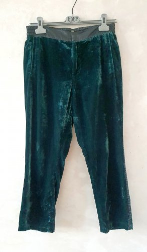Liebeskind crushed velvet Trousers 36