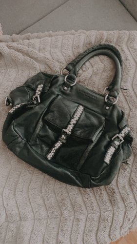 Liebeskind Carry Bag black-silver-colored