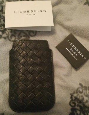 Liebeskind Mobile Phone Case black