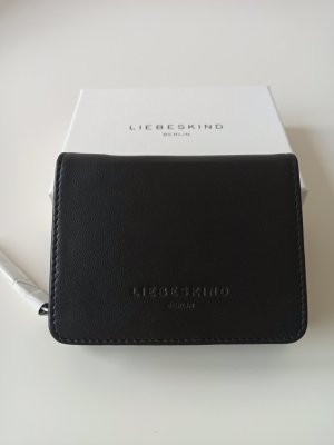 Liebeskind Berlin Wallet black leather