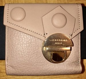 Liebeskind Wallet dusky pink leather