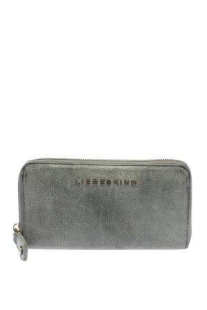Liebeskind Portafogli grigio chiaro stile casual