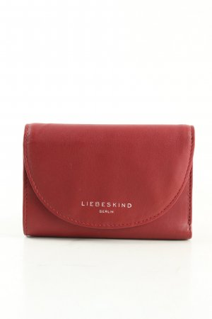 Liebeskind Wallet red casual look