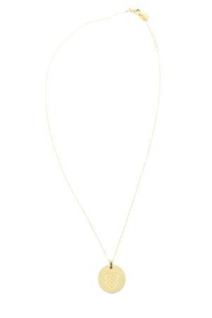 Liebeskind Necklace gold-colored elegant