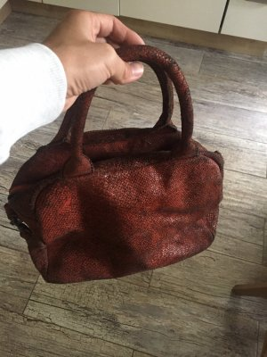 Liebeskind Handbag carmine-black brown