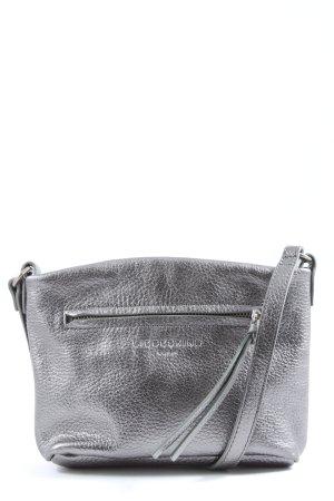 Liebeskind Handbag silver-colored casual look