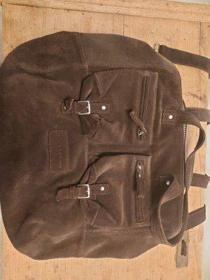 Liebeskind Berlin Pouch Bag dark brown
