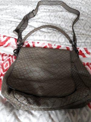 Liebeskind Handtasche grau snake Modell