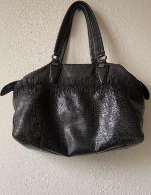 Liebeskind Handtasche schwarz Leder