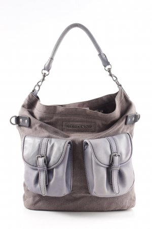 Liebeskind Handbag natural white-light grey casual look