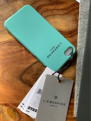 Liebeskind Berlin Mobile Phone Case turquoise