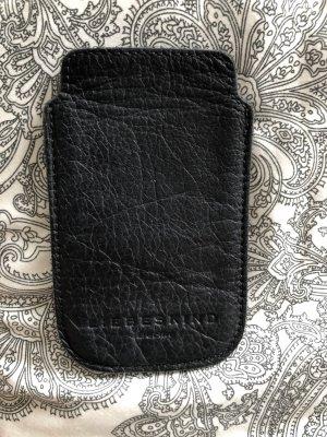 Liebeskind Hoesje voor mobiele telefoons zwart