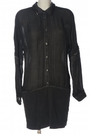 Liebeskind Shirtwaist dress black casual look