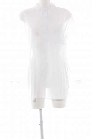 Liebeskind Hemd-Bluse weiß schlichter Stil