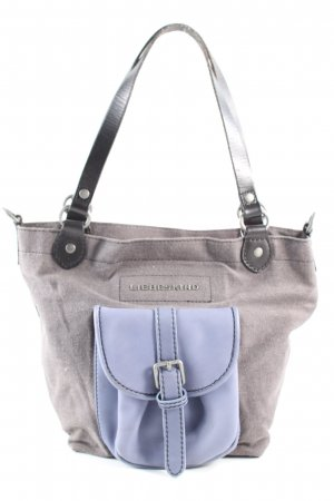 Liebeskind Carry Bag light grey-blue casual look