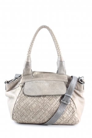 Liebeskind Carry Bag light grey graphic pattern casual look