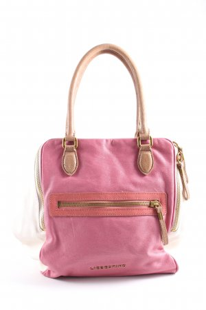 Liebeskind Carry Bag pink-nude casual look