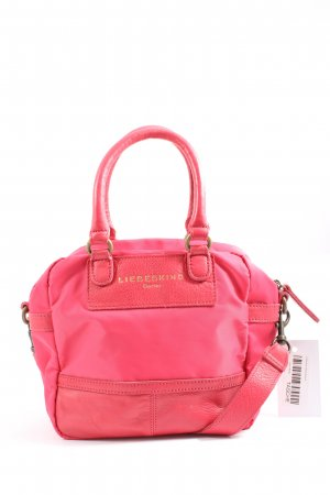Liebeskind Carry Bag pink casual look