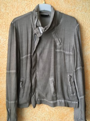 Liebeskind Berlin Chaqueta tipo blusa taupe Seda