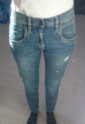 Liebeskind Tube Jeans pale blue-slate-gray