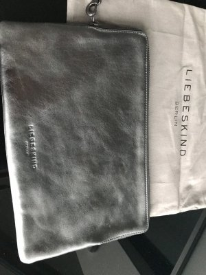 Liebeskind Makeup Bag silver-colored-grey