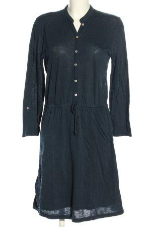 Liebeskind Robe à manches longues bleu style décontracté