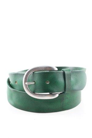 Liebeskind Ledergürtel grün Farbverlauf Casual-Look