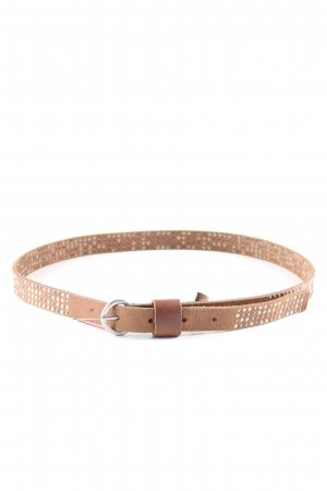 Liebeskind Leather Belt brown elegant