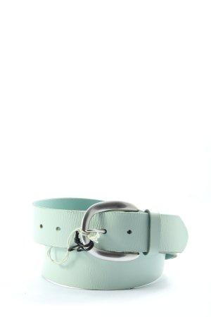 Liebeskind Cintura di pelle blu stile casual