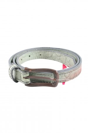 Liebeskind Leather Belt khaki casual look
