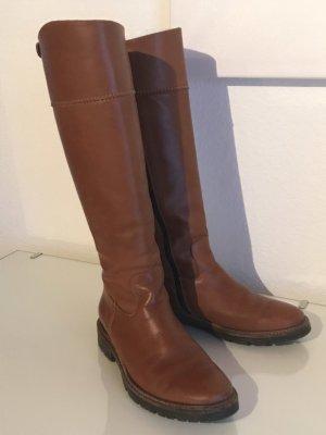 Liebeskind Botas de equitación marrón-negro Cuero