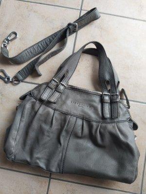 Liebeskind Crossbody bag grey-grey brown