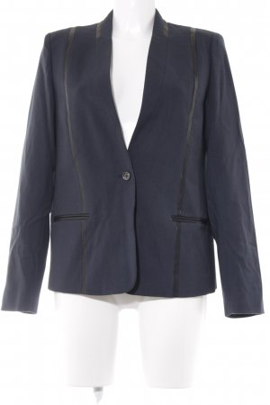 Liebeskind Long Blazer dark blue business style