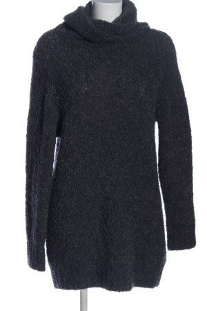 Liebeskind Long Sweater light grey flecked casual look