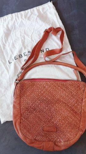 Liebeskind Handbag multicolored leather