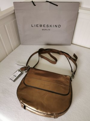Liebeskind Crossbody bag bronze-colored-gold-colored