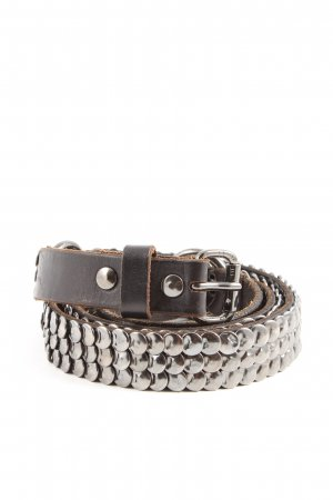 Liebeskind Studded Belt brown casual look