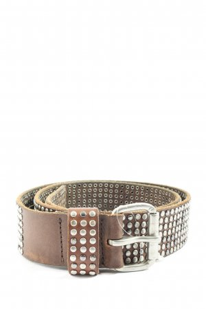 Liebeskind Studded riem bruin casual uitstraling