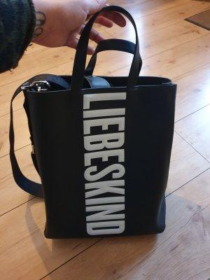 Liebeskind Paper Bag mit XXL Logo