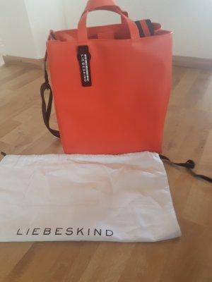 Liebeskind Torebka podręczna pomarańczowy