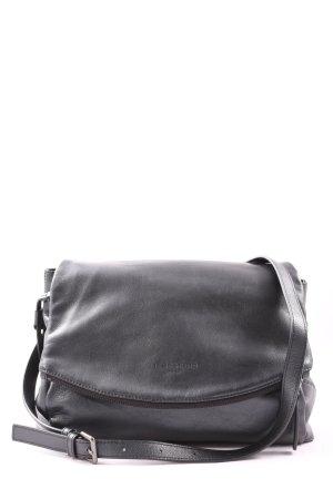Liebeskind Messengerbag black casual look