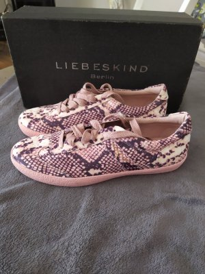 Liebeskind Lace-Up Sneaker pink