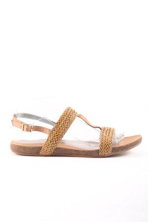 Liebeskind Sandalen met bandjes bruin casual uitstraling