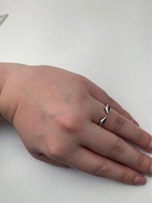 Liebeskind Srebrny pierścionek srebrny