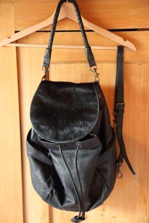 Liebeskind Berlin Daypack black leather