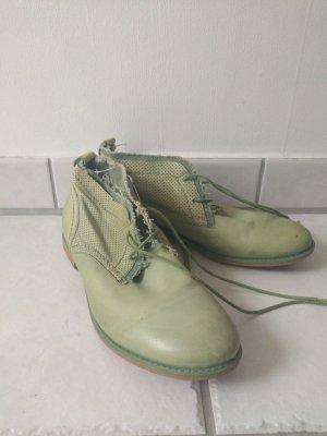 Liebeskind Zapatos brogue verde pálido-verde claro