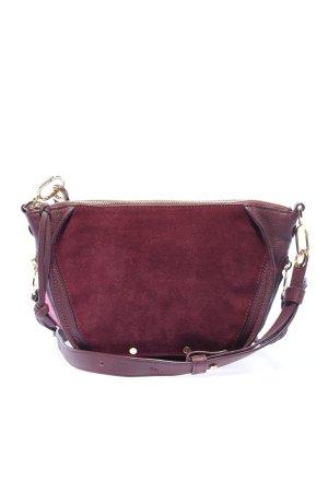 Liebeskind Shoulder Bag pink-lilac casual look