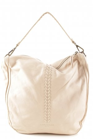 Liebeskind Shoulder Bag oatmeal-bronze-colored elegant