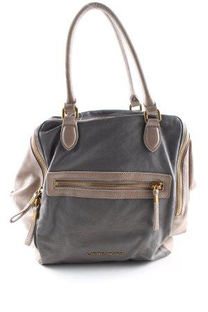 Liebeskind Shoulder Bag light grey-natural white business style